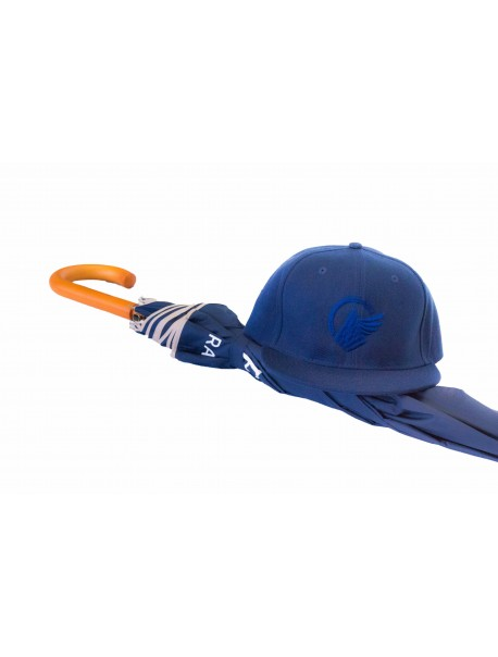 Casquette Snapcap Bleu Marine