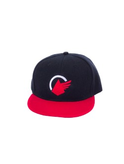 Snapcap Black & Red