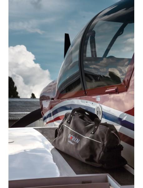 Travel Bag - Dark Grey